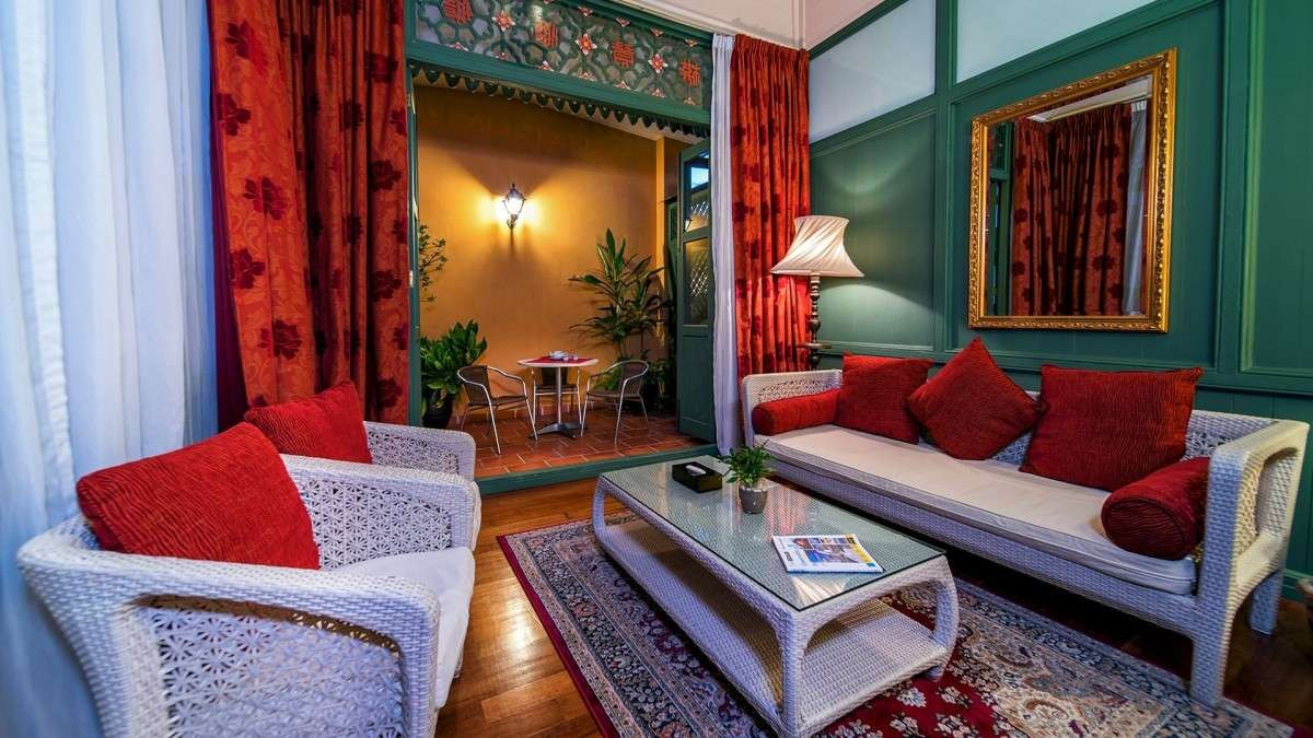 Yeng Keng Suite(Garden View)