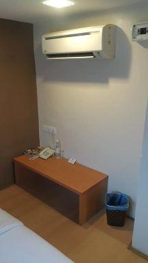 Single Room Window View