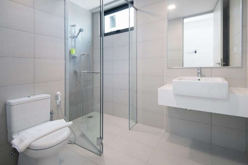 Two Bedrooms Suite