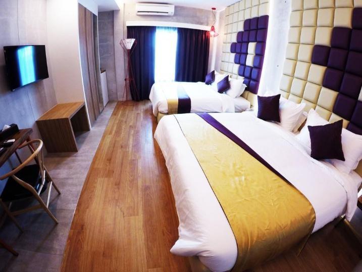 Deluxe Quaruple Room