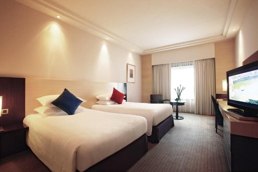 Deluxe Twin/ Double Room ( with 2 pax breakfast )